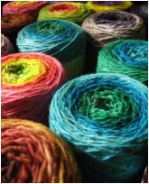 Freia Hand Painted Yarn