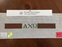 Alpha Chi headband - AXO3