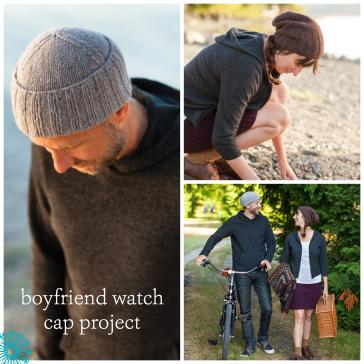 boyfriend watch cap project collage