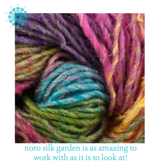 noro silk garden blog